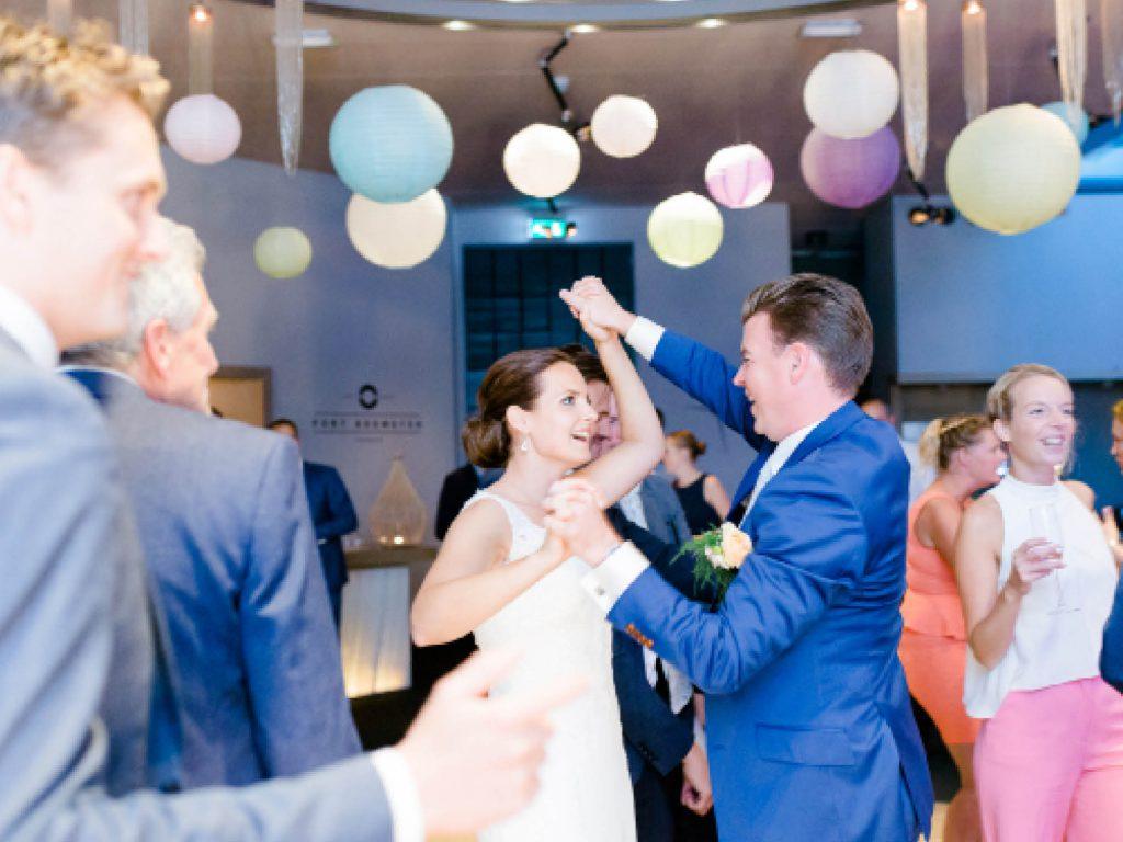 Fort Resort Beemster is officieel trouwlocatie en geeft ook geweldige feestavonden!